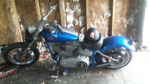 harley rocker mint condition