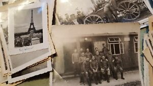 WWII German militaria real photos of German soldiers in France West Island Greater Montréal image 2