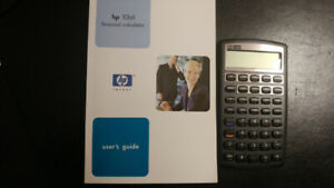 HP Financial Calculator HP 10bii $20.00