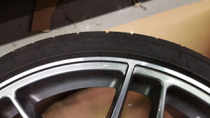 """Selling - Set of BBS CX-R 20"""" on Michelin Pilot Super Sports"""