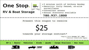 RV Storage & Boat and Seacan Stoarge
