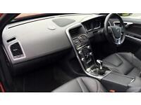 2015 Volvo XC60 D4 (181) R DESIGN Lux 5dr Manual Diesel Estate