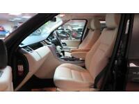 2007 LAND ROVER RANGE ROVER SPORT 3.6 TDV8 HSE Auto Sat Nav Full Leather Xenons