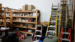 Warehouse Clean-out Everything MUST GO!