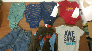 Size 6-12 months all $5