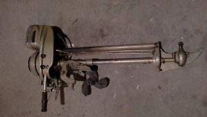 Neptune Mighty Mite Outboard Motor