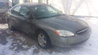 2002 Ford Taurus SEL 169K NEW SAFETY