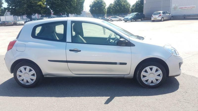 renault clio expression dci 3dr diesel manual 2007/07 | in cardiff
