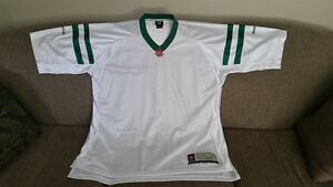 XXL white Riders retro jersey