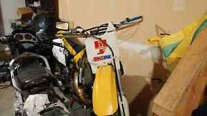 1998 RM125 2STROKE FOR SALE