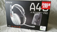 NEW! Astro Gaming A40+MixAmp Pro Headset