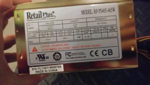 Power supply 275 watts