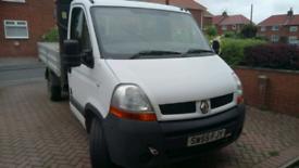 Renault Master tipper for spares or repair