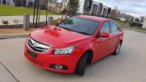 2010 Holden Cruze CDX - AUTO - RWC+REG + WARRANTY! Coburg North Moreland Area Preview