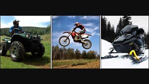 Atv and snowmobile service and repair