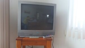 Sanyo and Citizen T.V.'s