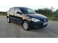 2005 (55) Volkswagen Polo 1.2 SE - Full service history - new clutch - Cheap tax