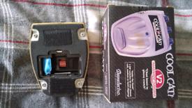 Danelectro transparent overdrive v2 pedal