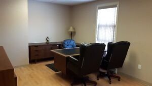Commercial Office's( 2 Furnished Office's + front office space)