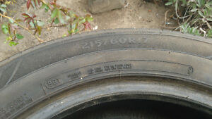 """15"""", 16"""" and 17 """" Tires"""