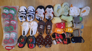 0-6 Months Shoes & Socks