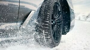 BMW ENSEMBLE KIT ROUES ET PNEUS WINTER PACKAGE! PRIX DE GROS