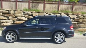 2012 Mercedes-Benz GL-Class GL 350 BlueTEC SUV, Crossover