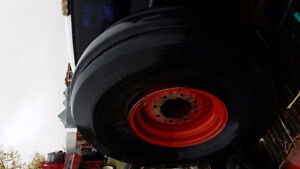 Wanted front tractor tire