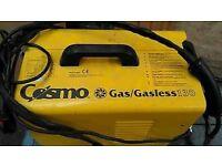 Cosmo mig 130 gas/gasless welder