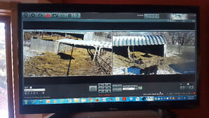 Cattle Camera System - INSTALLED PRICE - Powerful 20x Zoom