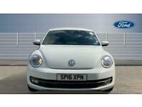 2016 Volkswagen Beetle 1.2 TSI Design 3dr Petrol Hatchback Hatchback Petrol Manu