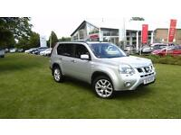 Nissan X-Trail 2.0dCi ( 150ps ) 4X4 Auto 2014MY Tekna , Silver, Leather.