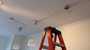 Side job electrician