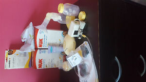 Medela swing breast pump never used