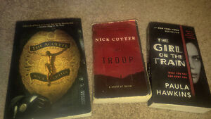 The Acolyte and The Troop by Nick Cutter, The girl on the train