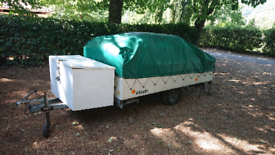 Trailer Tent Cabanon Galaxy 8 berth