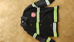Firemen One Size Fits All Costume, Great Condition, Worn Once
