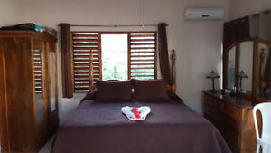 Condo with kitchen in Jamaica Negril for rent
