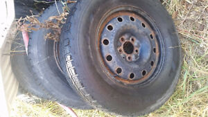 """Ford 16"""" rims for sale Prince George British Columbia image 2"""