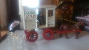 Ancien jouet en fer