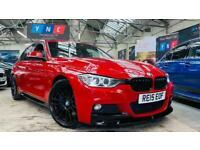 2015 BMW 3 Series 3.0 330d M Sport Sport Auto (s/s) 4dr Saloon Diesel Automatic