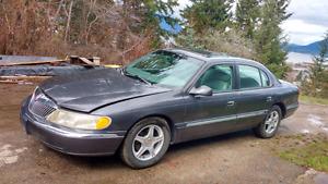 1998 Lincoln Continental (parts/repair)