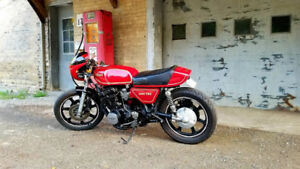 1978 Yamaha XS 750 Cafe Racer best offer