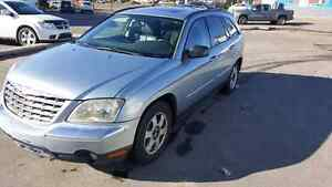 PRICE REDUCED!! 04 CHRYSLER PACIFICA!! FULLY LOADED AWD!!