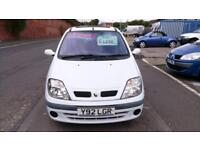 RENAULT SCENIC 1.6 AUTO AUTOMATIC LOW MILES LEFT/RIGHT FOOT ACCELERATOR FSH 01