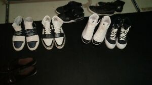 Men's shoes, lot