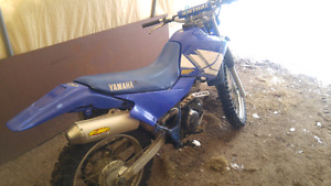 2000 TTR 225 PARTING OUT