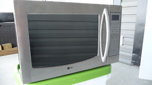 CONVECTION MICROWAVE OVEN - ALL IN ONE - COOK BAKE MICROWAVE