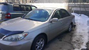 2006 Toyota Camry LE. Great shape.