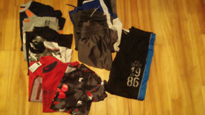 Youth Athletic clothes. Size 8.